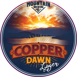 Copper Dawn Lager Image 1